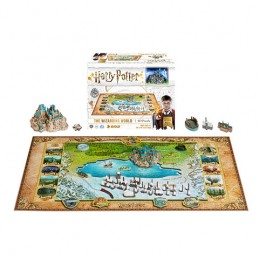 Puzzle The Wizarding World...